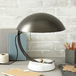 West Elm - Half Moon Desk Lamp