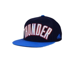 Adidas  - Oklahoma City Thunder Courtside Cap