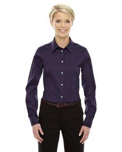 Devon & Jones - Crown Collection Solid Stretch Twill Shirt