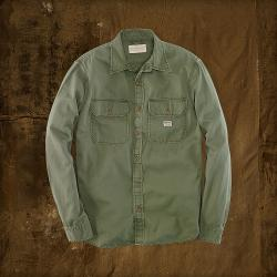 Ralph Lauren - Military-Inspired Sport Shirt