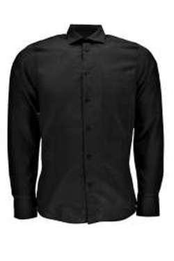 Boohooman Night  - Slim Fit Long Sleeve Oxford Shirt