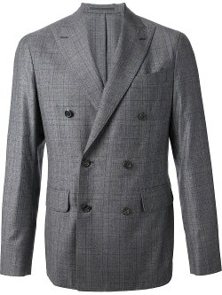 DSquared2  - Checked Suit