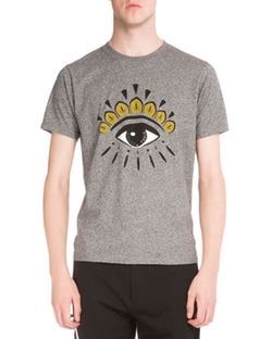 Kenzo - Iconic Eye-Print T-Shirt