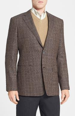 John W. Nordstrom  - Classic Fit Plaid Sport Coat