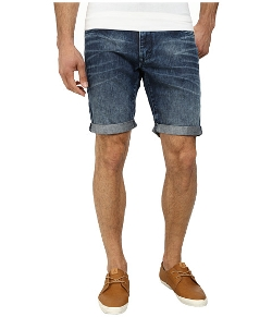 DKNY Jeans - Bleecker Fit Denim Shorts