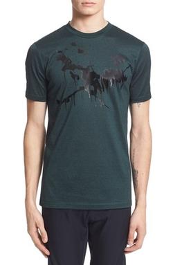 Lanvin - Splatter Graphic T-Shirt