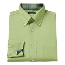 Croft & Barrow - Solid Easy-Care Dress Shirt