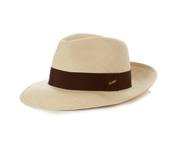 Borsalino   - Panama Straw Hat