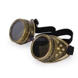 California Costume - Steampunk Cyber Goggles