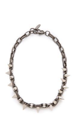 Joomi Lim  - Metal Luxe Spike Choker