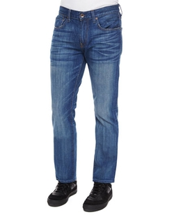 Citizens Of Humanity - Slim-Straight Denim Jeans