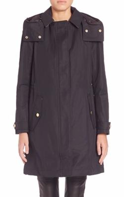 Burberry Brit  - Convertible Raincoat