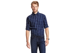 Vince Camuto - Plaid Sport Shirt