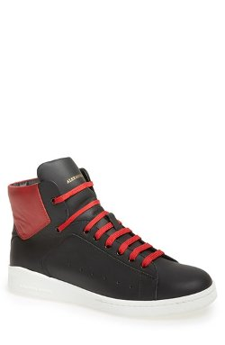 Alexander McQueen - Elgar High Top Sneakers