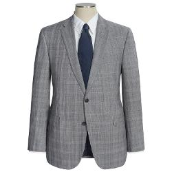 Jack Victor  - Classic Plaid Suit - Wool