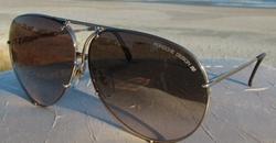 Porsche Vintage Carrera  - Aviator Sunglasses