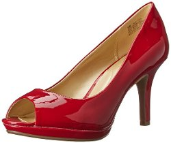 Bandolino  - Supermodel Synthetic Dress Pumps