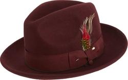 Montique - Felt Fedora Hat