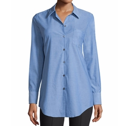 Theory - Robertson Icon Button-Down Shirt