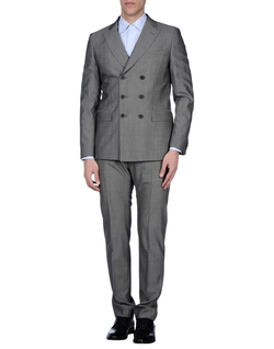 Claudio Tonello - Single Chest Pocket Double Breasted Suit