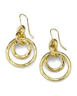Ippolita   - Glamazon Jet-Set Earrings
