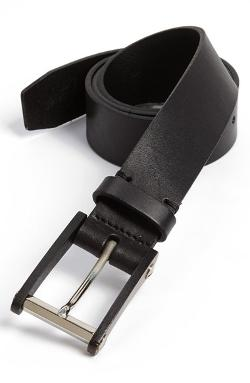 7 For All Mankind -  Leather Belt