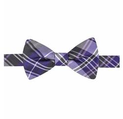 Countess Mara - Duane Plaid Pre-Tied Bow Tie