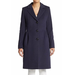 Cinzia Rocca - Virgin Wool-Blend Coat