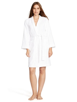 Lauren Ralph Lauren - Cotton Terry Robe