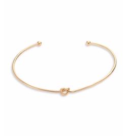 Ettika - Knotted Choker Necklace