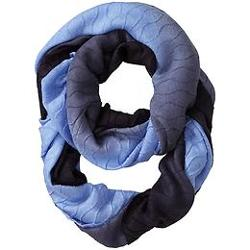 Echo Design Group - Ombre Textured Infinity Scarf