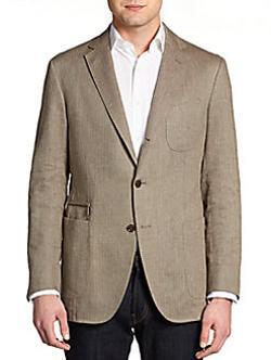 Ermanno by Ermanno Scervino  - Herringbone Sportcoat