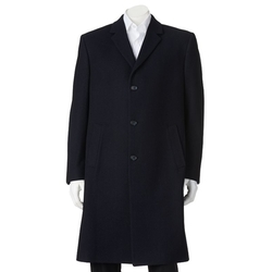 Billy London - Wool-Blend Overcoat