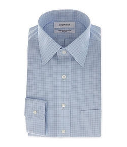 Cremieux - Spread-Collar Dress Shirt