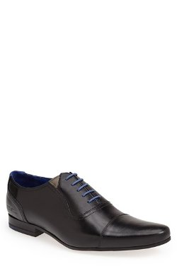 Ted Baker London - Rogrr Cap Toe Oxford Shoes