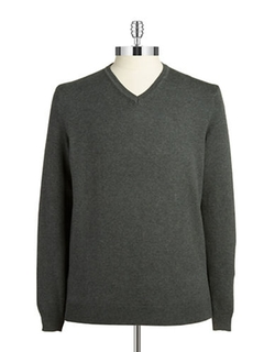 Hudson North  - V-Neck Sweater