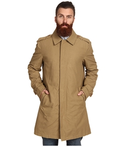 Cole Haan  - Waxed Cotton Jacket