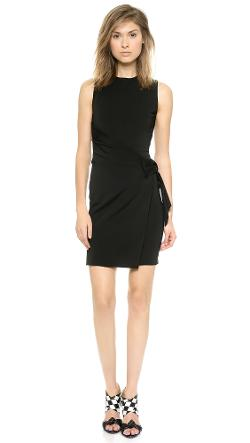 DSquared2 - Bow Cocktail Dress