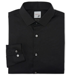 JF J. Ferrar - Solid Dress Shirt