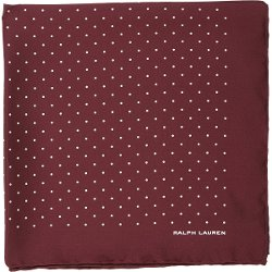 Ralph Lauren Black Label  - Pin Dot Pocket Square
