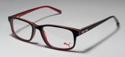 Puma - Micro Signature Emblem Authentic Eyeglass