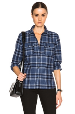 A.P.C - Flannel Shirt