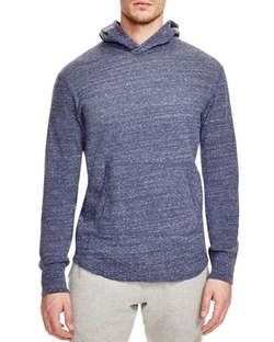 Reigning Champ  - Mesh Jersey Pullover Hoodie