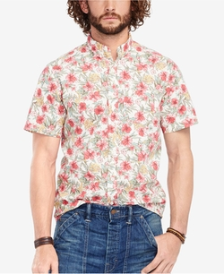 Denim & Supply Ralph Lauren - Floral-Print Poplin Sport Shirt