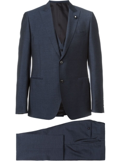 Lardini   - Three Piece Suit