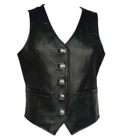 Nettailor - Leather Sports Vest