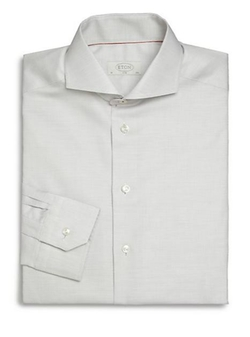 Eton of Sweden  - Slim-Fit Cotton Dress Shirt