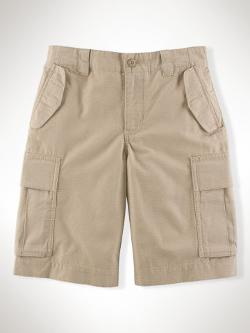 Ralph Lauren - Cotton Cargo Short