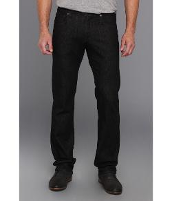 Agave Denim - Gringo Classic Cut Jeans in Portland Black Flex