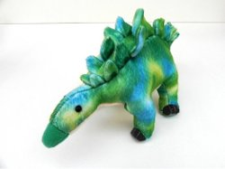 TST Advance - Stuffed Toy Stegosaurus